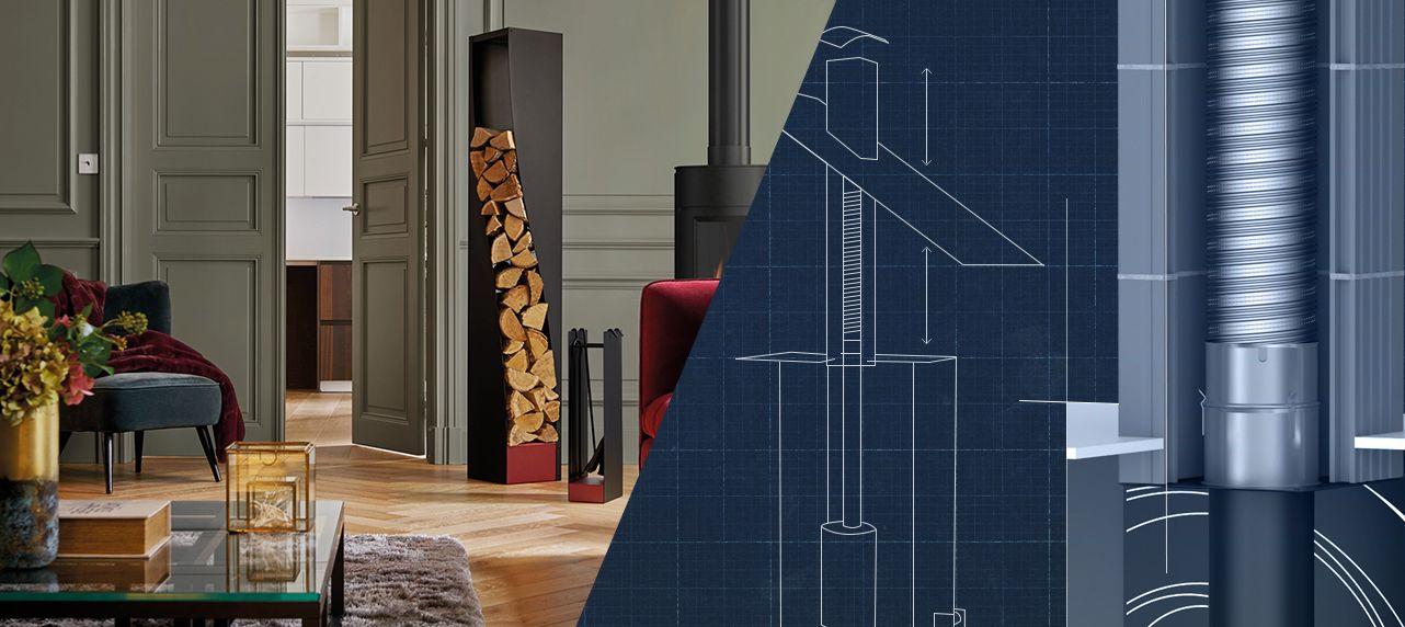 Dixneuf, accessoires pour poêles et cheminées