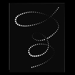Protection murale-Espira-Acier / Silicate de calcium-Noir givré-
