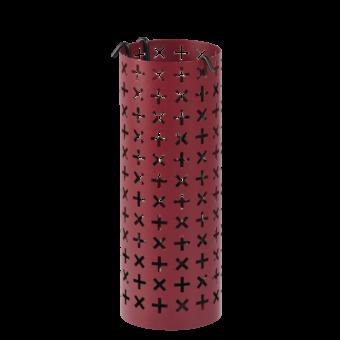 Serviteur-Orion-Acier-Rouge bordeaux-
