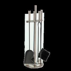Serviteur-Glass-Verre / Inox-Inox / Verre-