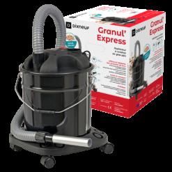 Aspirateur à cendres de granulés-Granul'Express--Noir-18 L