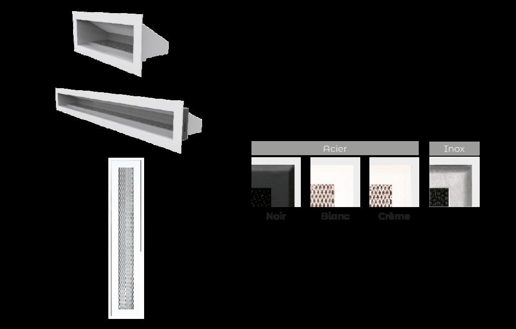 Grilles architecturale